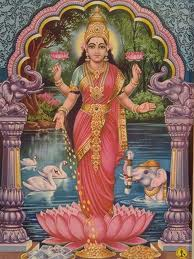 Mantra Meditation-Introduction To Shri Lakshmi Deity Meditation