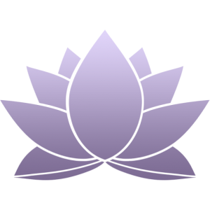 Yoga Inspires lotus flower
